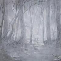 「雪解けの音」30M